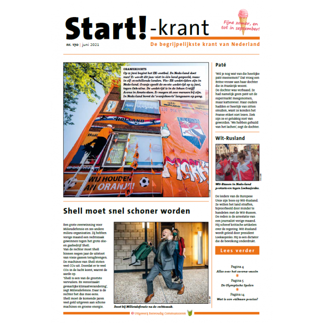 Start!-krant